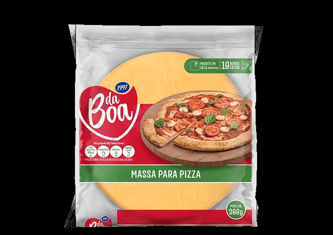 Massa para Pizza DaBoa 300g (35 cm)